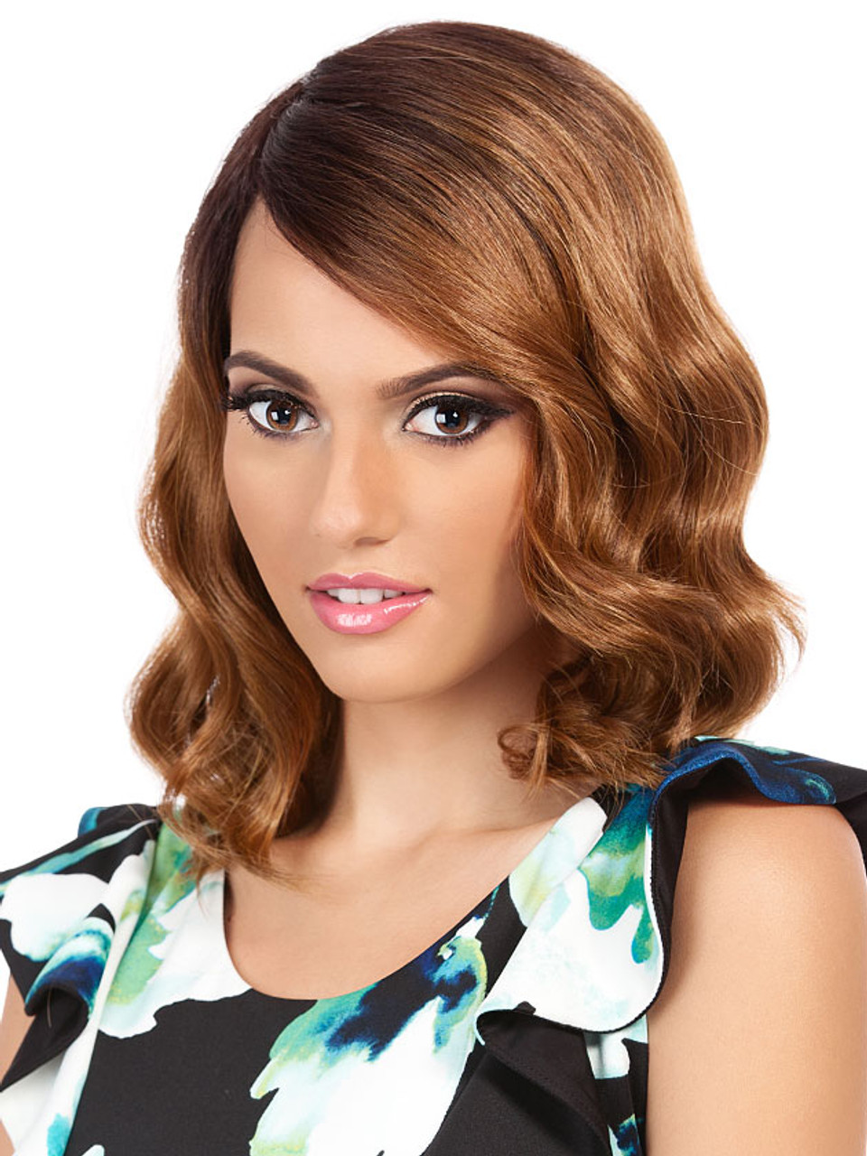 Blue Bell Synthetic Wig