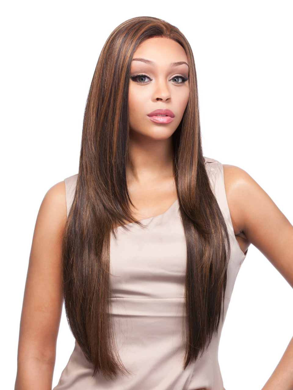 Headline Lace Front Wig