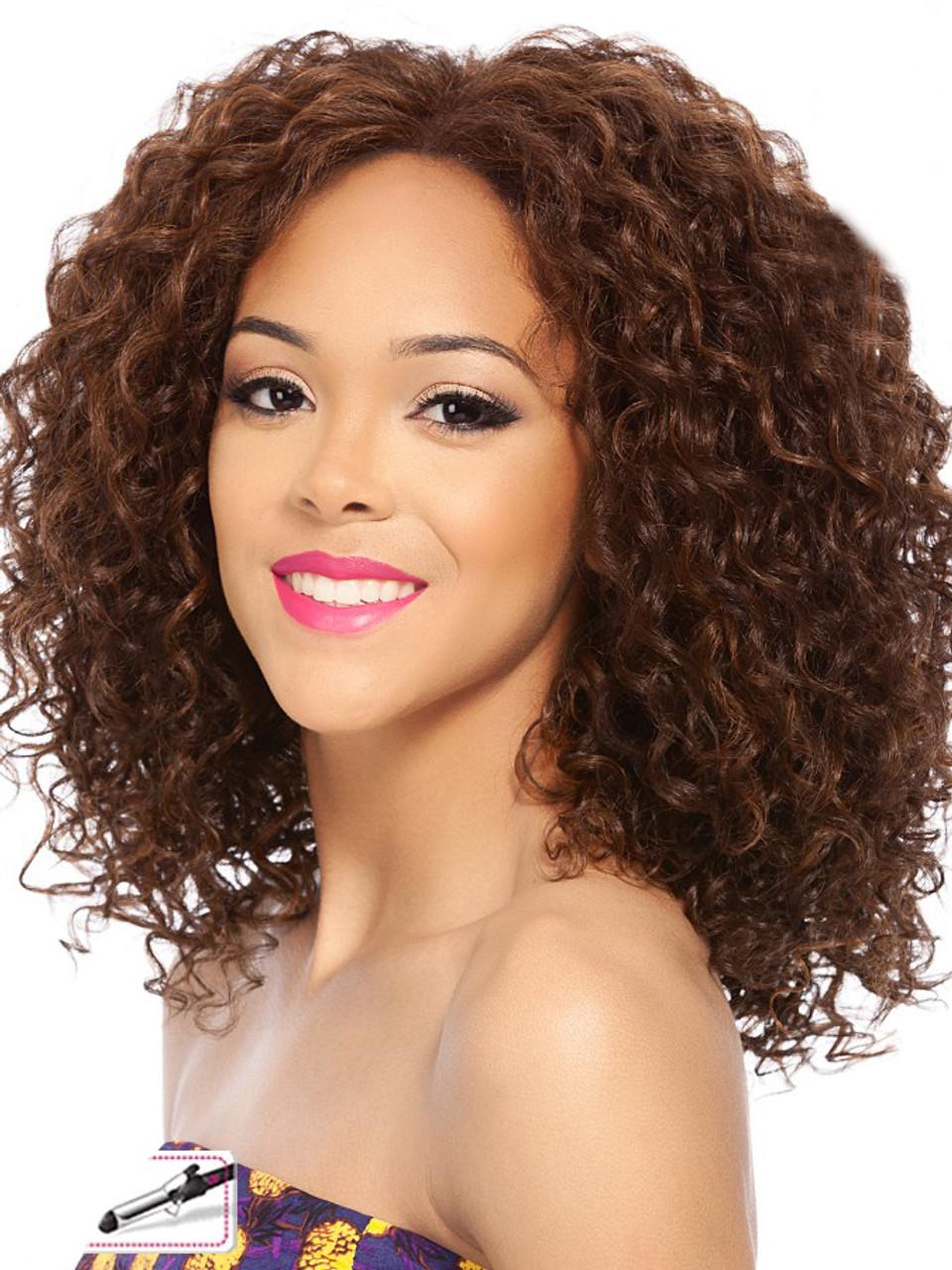 Yeva Lace Front Wig