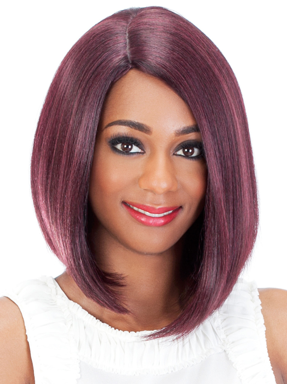 Shiny Synthetic Wig