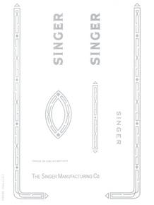 Singer 99K Sewing Machine  Restoration Decals 40465S  SingerDecals.com