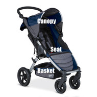 BOB Motion Canopy Navy S888200