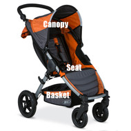 BOB Motion Canopy Orange S888300