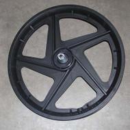 """BOB 16"""" Front Poly Wheel, SUS 2005-2015"""