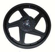"BOB 16"" Wheel, Left Rear, REV/SUS 2005-2015"