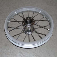 "Wheel, Front Alum, Rev 12"" AW/CE, 2007-2015"
