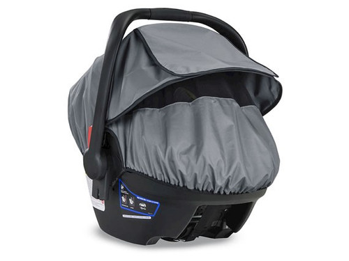 Britax B Covered All Weather Infant Car Seat Cover S01284300 Image 1