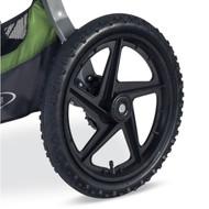 2016 BOB Sport Utility Stroller Left Rear Wheel