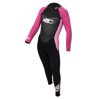 Junior Girls' Full Wetsuit