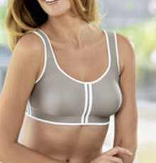 AN3210-1 Anita Care Dove Soft Cup Light Compression Sports Bra