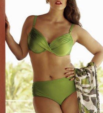 AN8427 Green Bikini Set Green Diamond by Anita