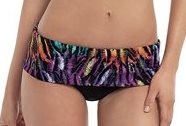 PA0746 Feather Fold Brief Tallulah