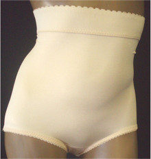 RG513X Basic High Waist Shaper Plus Sizes by Rago  Beige