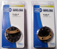 Two Pack Jabsco 1210-0003-P
