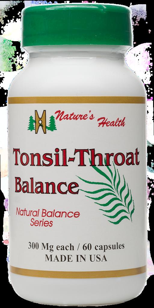 Tonsil-Throat Balance