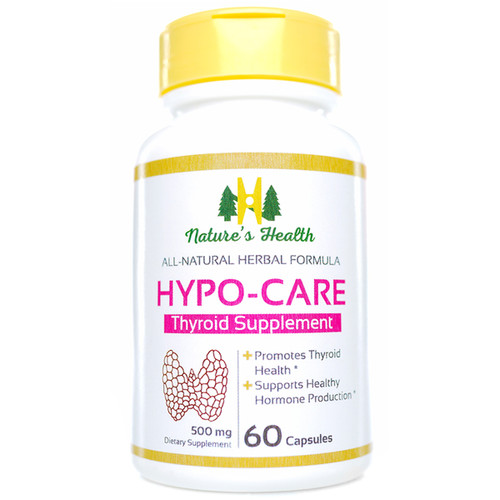 Hypo-Care Thyroid Supplement