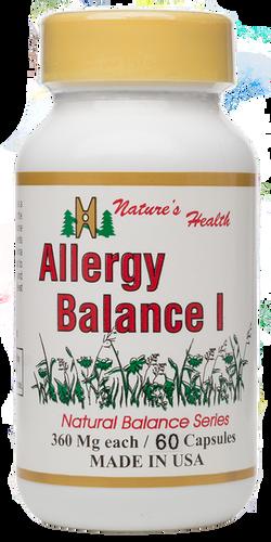Allergy Balance