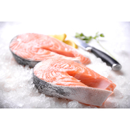 subcategory display for Seafood Steaks