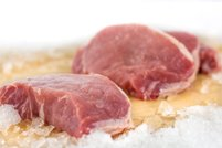 BONELESS PORK CHOPS CENTER CUT (3 LB.)
