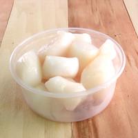 Dry Scallop Pieces, I.Q.F. (5 Lb.)