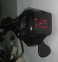 UNIVERSAL THUMB THROTTLE 12V-84V
