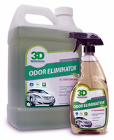 3D Odor Eliminator Spray