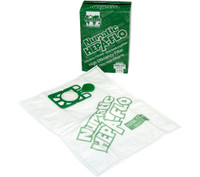 Numatic HEPA-FLO Genuine NVM-2BH Vacuum Bags to suit George 10 pack