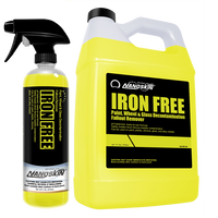 Nanoskin Iron Free, fallout and brake dust remover