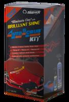Nanoskin Brilliant Shine AUTOSCRUB Kit