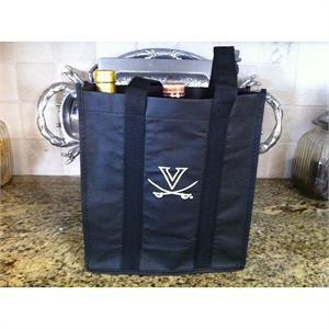 University of Virginia Cavaliers Mascot Wine Tote