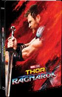 Thor - Ragnarok - Steelbook - Blu-Ray 3D + Blu-Ray
