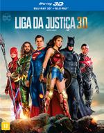 Liga da Justiça - Blu-Ray 3D + Blu-Ray