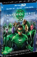 Lanterna Verde - Blu-Ray 3D + Blu-Ray + Cópia Digital