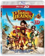 Piratas Pirados! - Blu-ray 3D