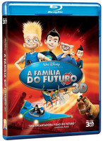 A Família Do Futuro 3D - Blu-ray 3D