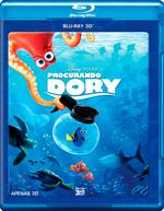 Procurando Dory - Blu-Ray 3D