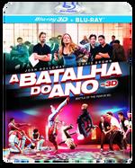 A Batalha do Ano - Blu-Ray 3D + Blu-Ray