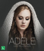 Adele - Live In London - Blu-Ray