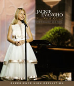Jackie Evancho - Dream With Me In Concert - Blu-ray