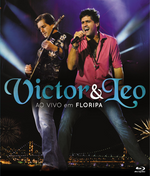 Victor & Leo - ao Vivo Em Floripa - Blu-Ray