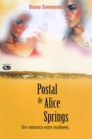 Postal de Alice Springs (Português)