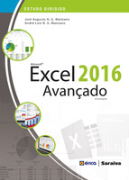 Estudo Dirigido de Microsoft Excel 2016 Avançado (Português)