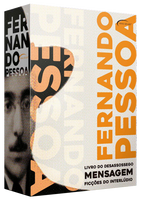 Box Fernando Pessoa - 3 volumes