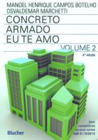 Concreto Armado - Eu te amo (Volume 2) (Português)
