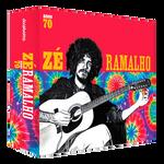Zé Ramalho Anos 70 - Box Com 3 CDs