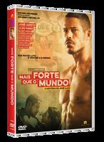 Mais Forte Que o Mundo - A História de José Aldo - DVD