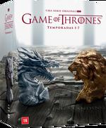 Game Of Thrones - Temporadas Completas 1-7 - 35 Discos