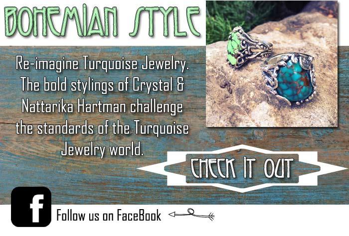 Bohemian Fashion from Durango Silver Company
