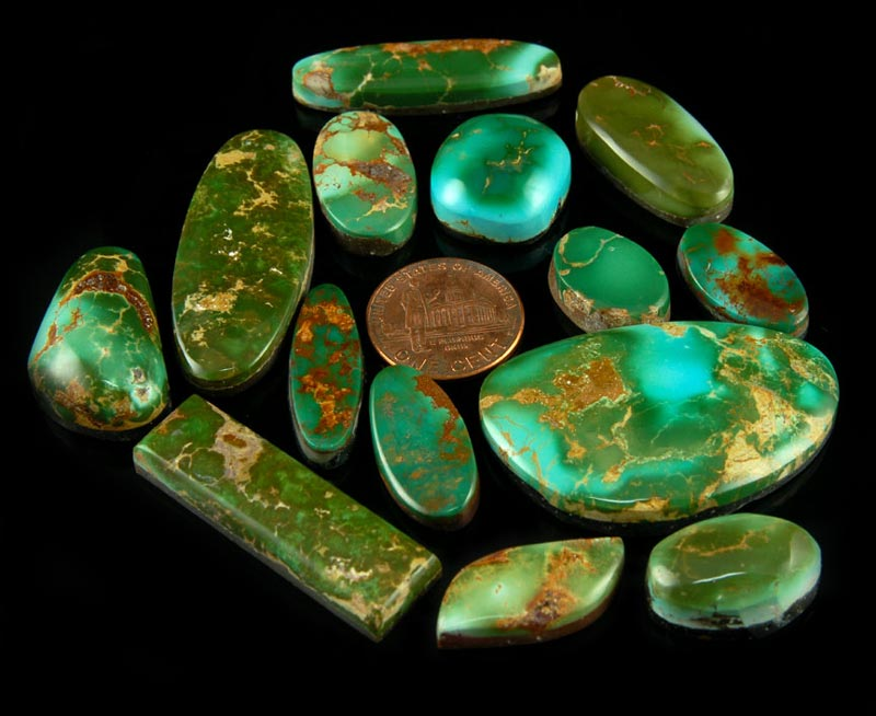 Royston Turquoise from Nevada