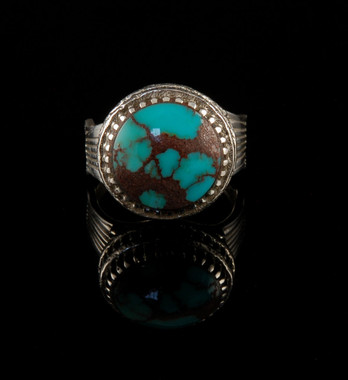 Egyptain Turquoise Ring